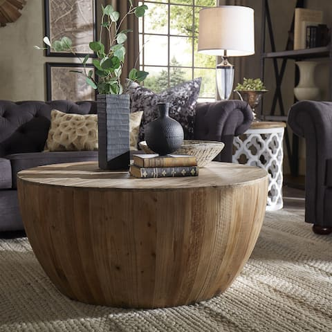 Buy Drum Tables Online at Overstock | Our Best Living Room Furniture ...