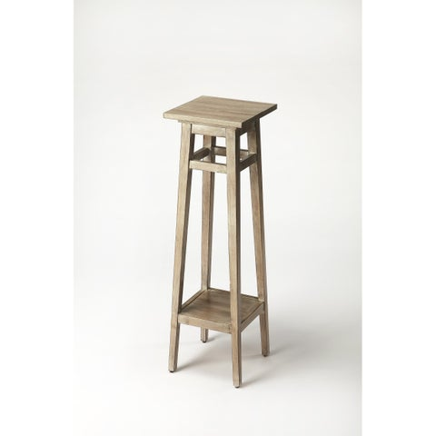 Handmade Butler Bungalow Driftwood Tiered Plant Stand (China)