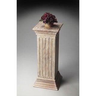 Butler Solid Wood Pedestal