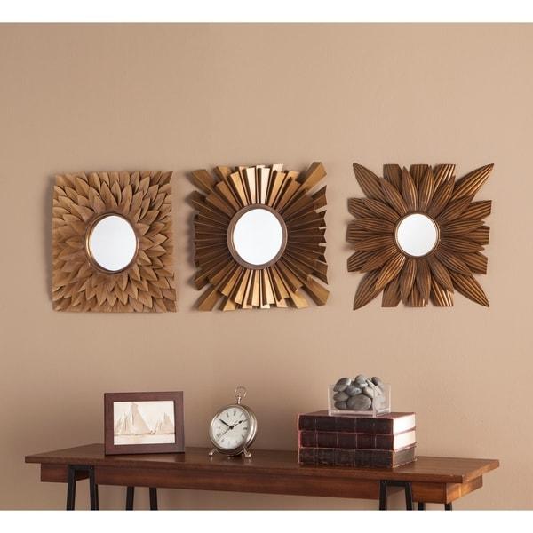 Harper Blvd Lakin 3pc Decorative Mirror Set - Free ...