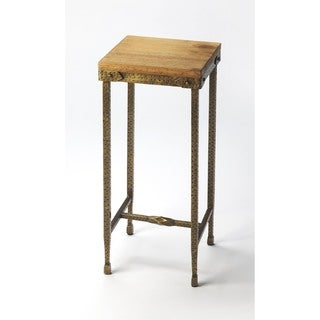Butler Gratton Iron & Wood Pedestal