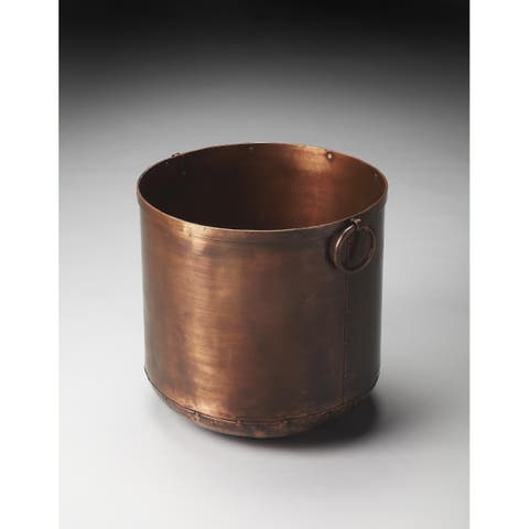 Butler Erie Copper Planter