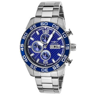 Invicta Men's 21376 'Specialty' Stainless Steel Watch