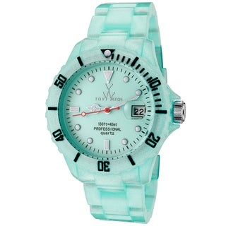 ToyWatch Women's Fluo Light Blue Stainless Steel Watch