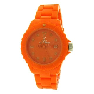 ToyWatch Orange Watch