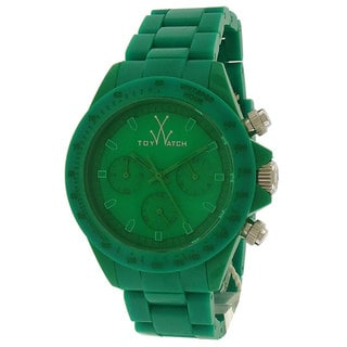 ToyWatch Women's Green Stainless Steel Watch