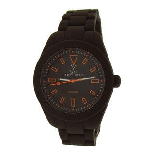 ToyWatch Women's Brown Silicone Watch