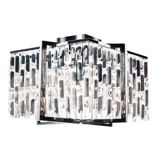 Dainolite Polished Chrome Crystal 16-inch 4-light Flush Mount https://ak1.ostkcdn.com/images/products/12046472/P18916411.jpg?impolicy=medium