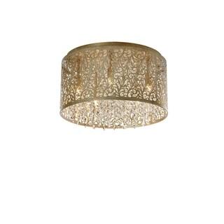 Dainolite 5-light Palladium Gold Flush-mount Floral Pattern Crystal Light https://ak1.ostkcdn.com/images/products/12046586/P18916434.jpg?_ostk_perf_=percv&impolicy=medium