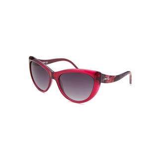 Just Cavalli Women's Magenta Cat-eye Snglasses