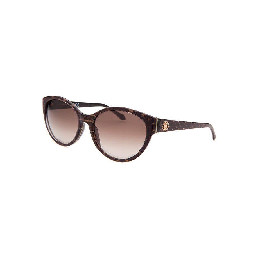 ROBERTO CAVALLI womens ALRISCHA sunglasses Green Brown// Mirror Lens RC824S 57F