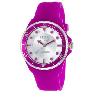Heko +Life Women's Rose Resin Watch