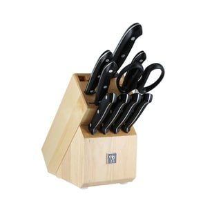 J.A. Henckels International Fine Edge Plus 10-pc Knife Block Set