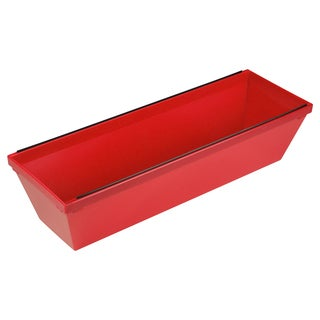 "12"" Plastic Double Bladed Mud Pan"
