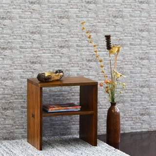 Cayu Live Edge Side Table