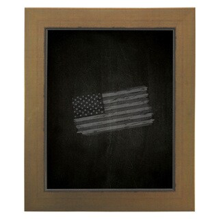 American Made Rayne Golden Lowe Blackboard/ Chalkboard