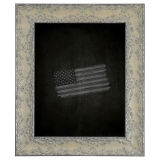 American Made Rayne Maclaren Pewter Blackboard/ Chalkboard