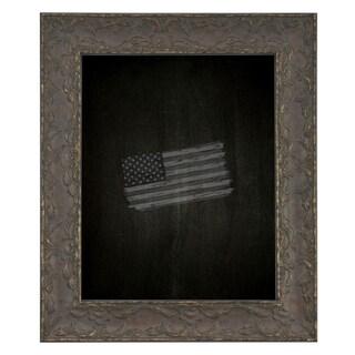 American Made Rayne Maclaren Brown Blackboard/ Chalkboard