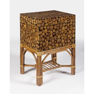 Butler Bali Rattan File Chest