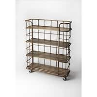 Butler Antioch Industrial Chic Etagere