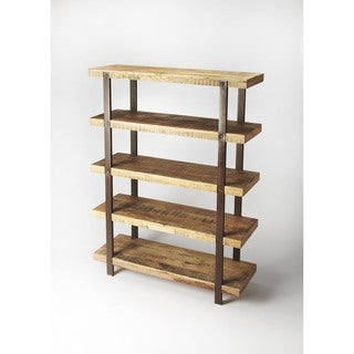 Butler Atherton Industrial Chic Etagere