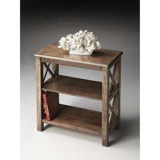 Butler Vance Dusty Trail Bookcase