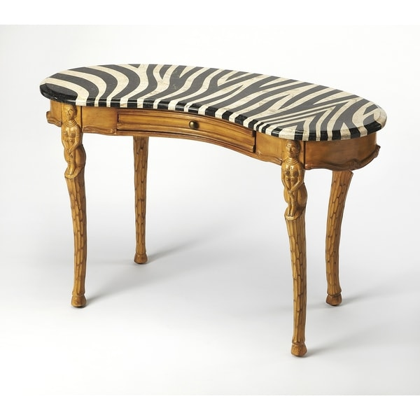 Butler Luisa Fossil Stone Writing Desk. Opens flyout.