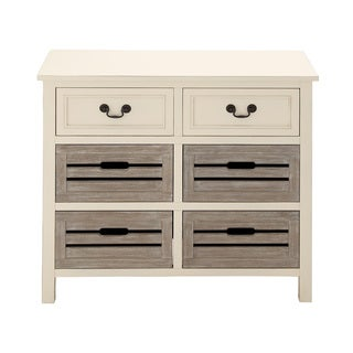 Stunning And Unique Wood Dresser