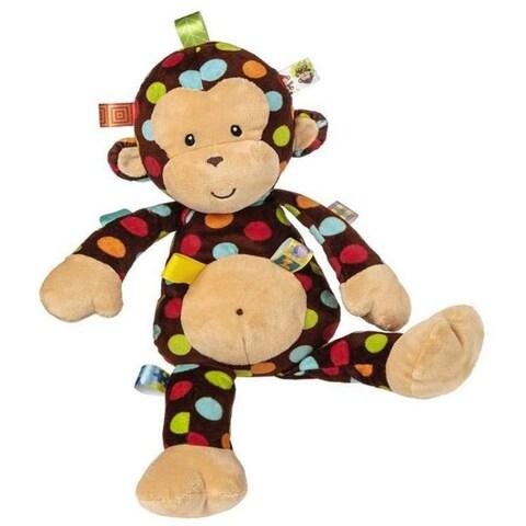 Taggies Dazzle Dots Monkey Plush Toy