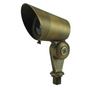 Best Quality Lighting 1-Light Antique Bronze Spot Light