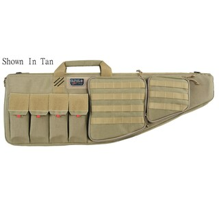 G.P.S. Tactical 42-inch AR Case