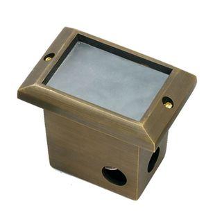 Best Quality Lighting 1-Light Outdoor Flush Mount