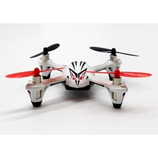 Hubsan X4 Black, Silver, White Plastic Mini Quadcopter Drone