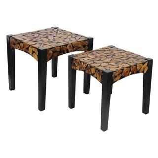 Uniquely Designed Trendy Wooden Coffee Table By Entrada