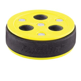 Franklin Sports NHL Yellow Rubber Roll-A-Puck x 3|https://ak1.ostkcdn.com/images/products/12048541/P18917509.jpg?impolicy=medium