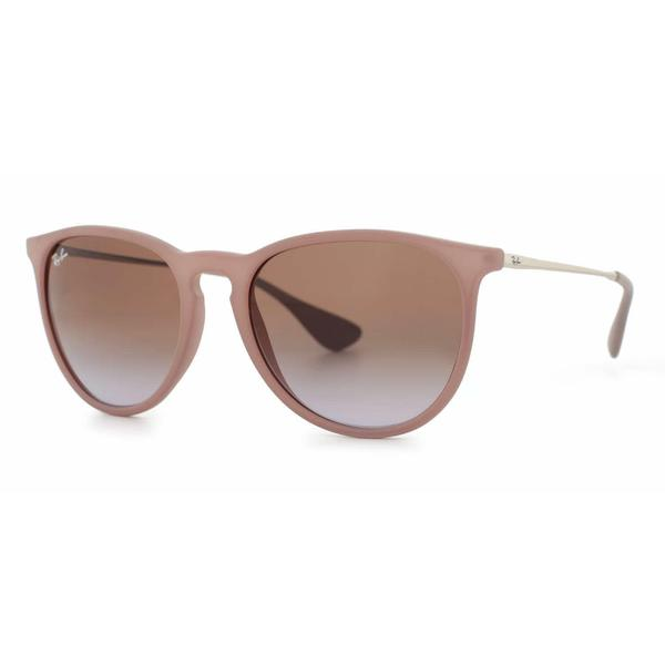 c2614d8f39e ... Women s Sunglasses     Fashion Sunglasses. RayBan Women  x27 s 54MM  Erika Wayfarer Sunglasses (Rubber Sand Frame Brown