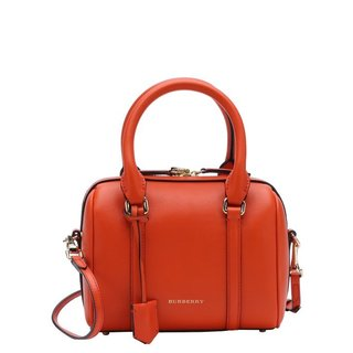 Burberry 'Alchester' Small Bowling Bag
