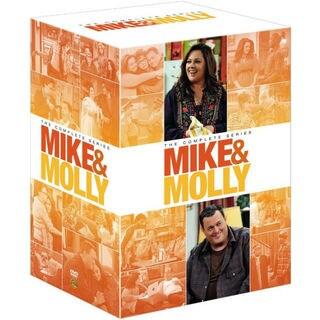 Mike & Molly: Seasons 1-6 (DVD)