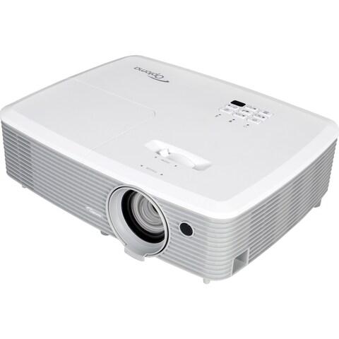 Optoma W331 3D DLP Projector - 720p - HDTV - 16:10