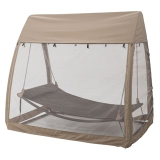 Sorara USA Hanging Hammock with Mosquito Net