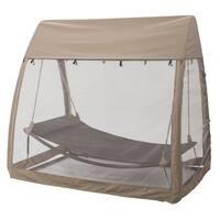 TrueShade Plus Hanging Hammock with Mosquito Net