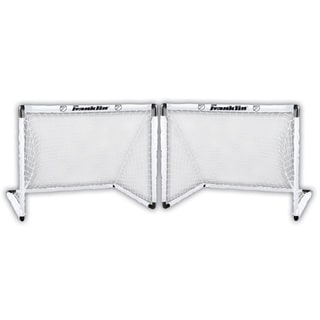 Franklin Sports MLS Youth Soccer Goals (Set of 2)