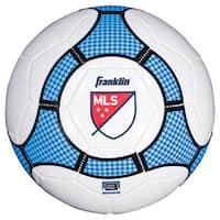 Franklin Sports MLS White Plastic Pro Trainer Soccer Ball