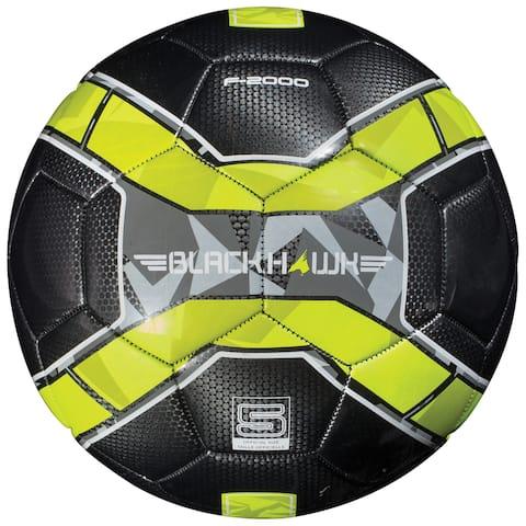 Franklin Sports Blackhawk Plastic Size 5 Soccer Ball