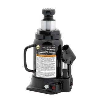 Omega 10205B 20-ton Hydraulic Bottle Jack