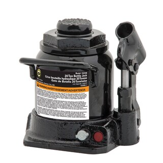 Omega 10209B 20-ton Hydraulic Shorty Bottle Jack