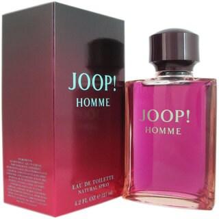 Joop! Homme Men's 4.2-ounce Eau de Toilette Spray