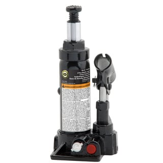 Omega 10025B 2-ton Hydraulic Bottle Jack