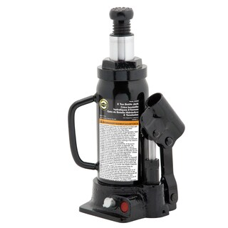 Omega 10085B 8-ton Hydraulic Bottle Jack