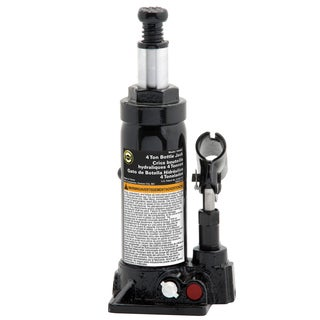Omega 10045B 4-ton Hydraulic Bottle Jack